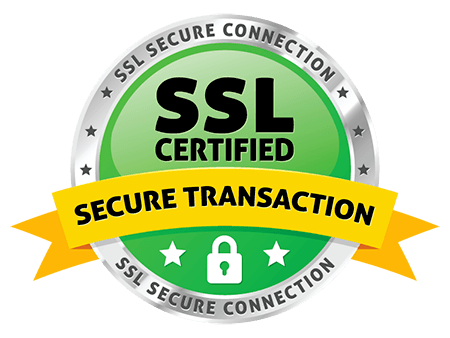 SSL Certified Checkout